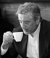 Роберт де Ниро кофе