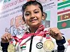 Jensi picks two gold medals