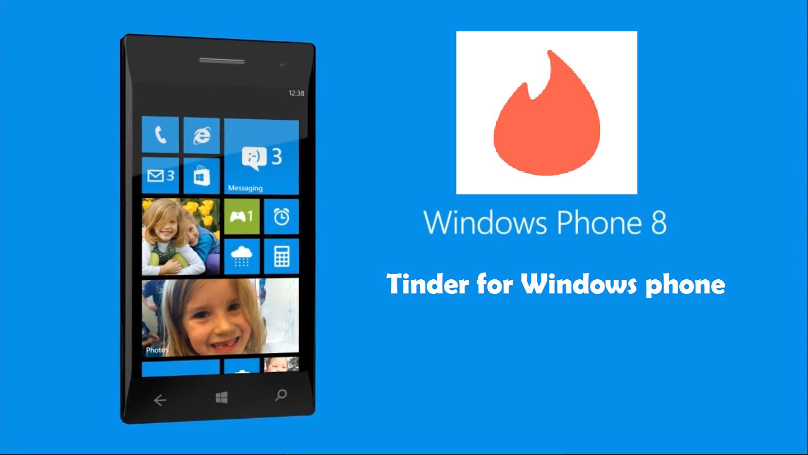 Tinder app für windows