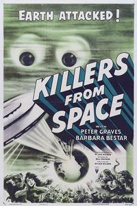 Watch Killers from Space Online Free in HD