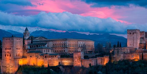 Turismo en España, Granada