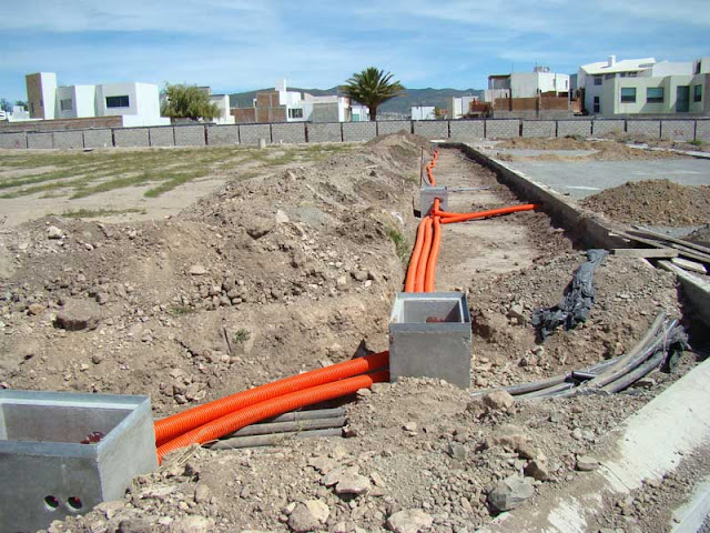ITC-BT-07 | Redes Subterráneas para Distribución en Baja Tensión | Reglamento Electrotécnico de Baja Tensión