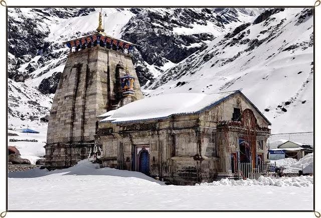श्री-केदारनाथ-मंदिर-की-जानकारी, श्री-केदारनाथ-मंदिर