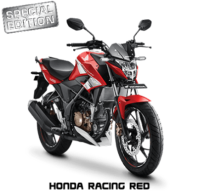 CB 150R Warna Racing Red