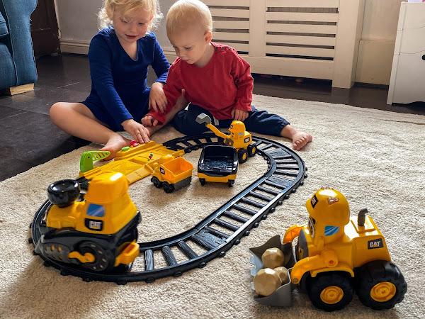 Review: CAT Junior Crew Preschool Toys
