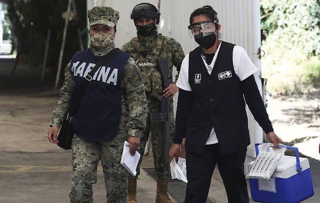 Fake Sputnik V coronavirus vaccine batch captured in Mexico