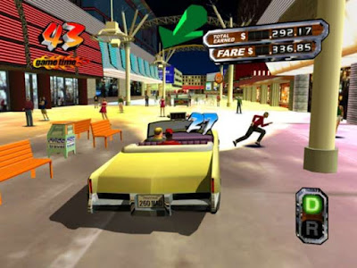 Download Crazy Taxi 3 Game For PC Full Version