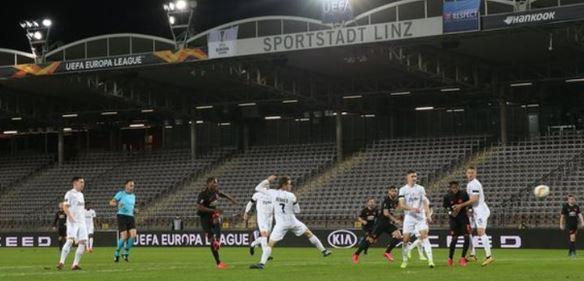 Europa League: Superb Ighalo goal sets up Man U win in Austria