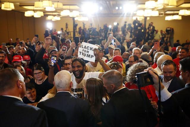 EE.UU: Pence visitó Miami para anunciar la creación del grupo de apoyo Latinos for Trump.