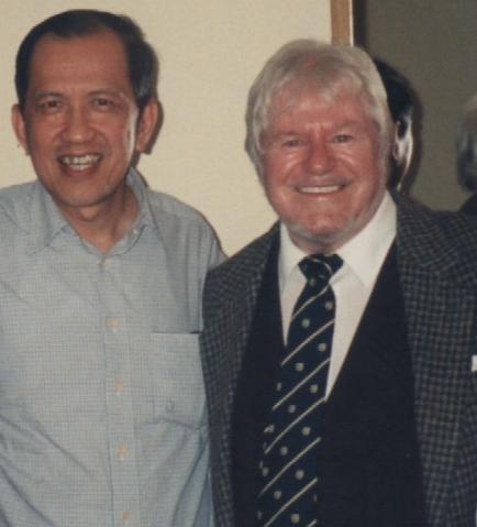 RUSS HAMILTON'S GOOD FRIEND, DR LEE YAN SAN FROM PENANG SAYS