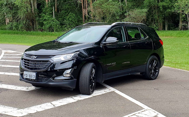 Chevrolet Equinox 1.5 Turbo Midnight 2020