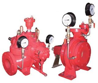 Ebara FSPA & CNPA Centrifugal Fire Pump