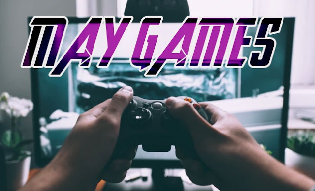May 2020 games - Many games of Switch and movie games (PS4-PC-XBOX)