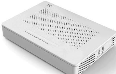 Router Digi Mobil fibra: ZTE H298A