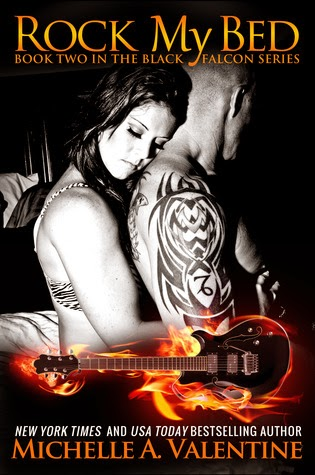 Rock My Bed by Michelle A. Valentine