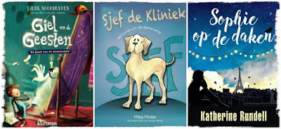 Gelezen jeugdboeken in juni 2020 van Tjerk Noordraven, Miss Moss, Katherine Rundell