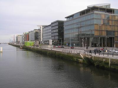 Offices buildings in Docklands / Author: E.V.Pita / http://evpita.blogspot.com