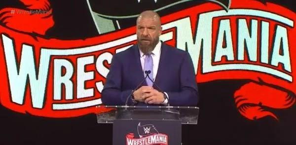 بسبب فيروس كورونا المملكة العربيةالسعودية تقدم عرضا قيمته 75 مليون دولار إلى WWE لنقل راسلمينيا 36 إلى الرياض