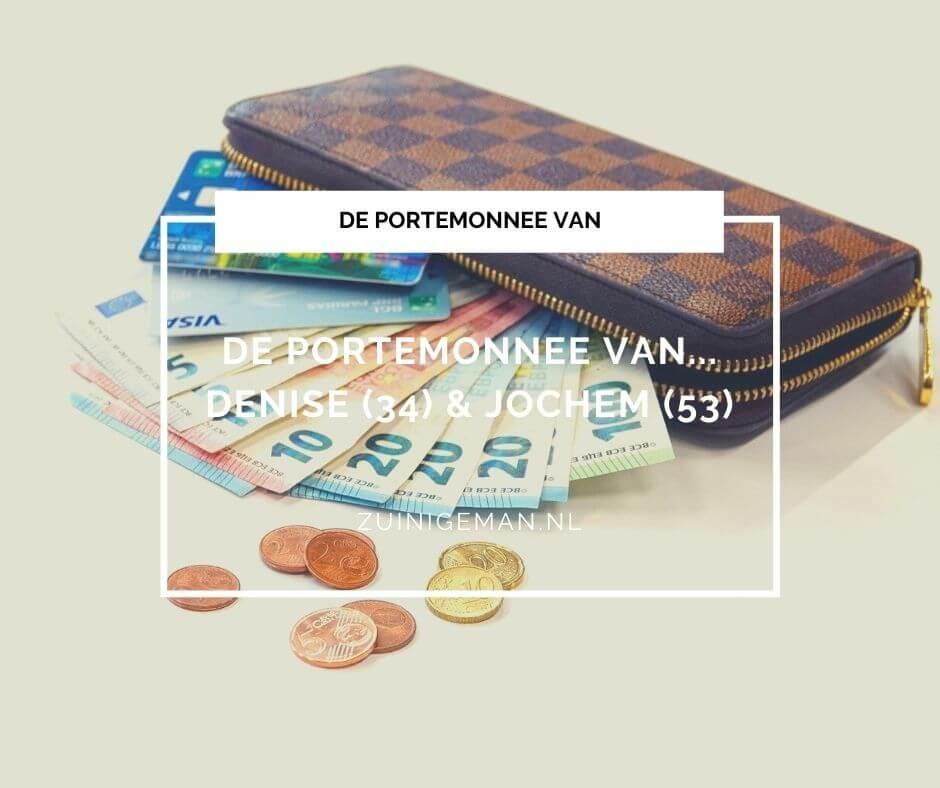 Kasboek van Denise (34) & Jochem (53) verdienen € 4.348,00 per maand samen