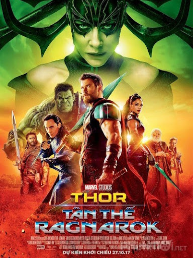 Thor: Ragnarok , 2017 , Movie , HD, MARVEL STUDIO ,Action, Adventure, Fantasy, Science Fiction