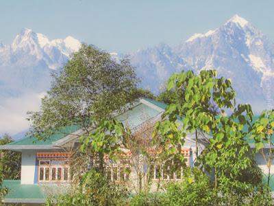 Kha-choe residency ravangla nit sikkim doibedouin