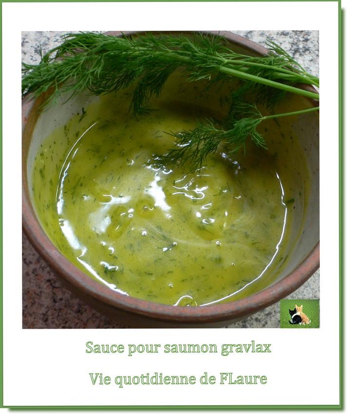 Sauce associer avec le saumon gravlax blogs de cuisine - Saumon gravlax rapide ...
