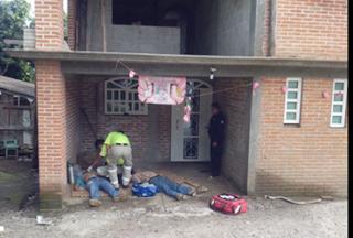Mueren dos electricistas de Veracruz en Puebla