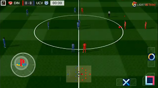 Download FTS Mod PES 2019 Apk Data Obb by Cristinel CRD