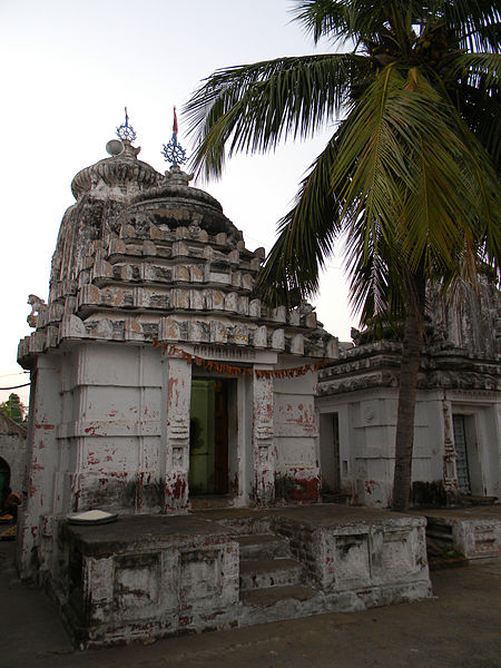 Bimalaa Temple, Lord Nilamadhaba Temple, Kantilo