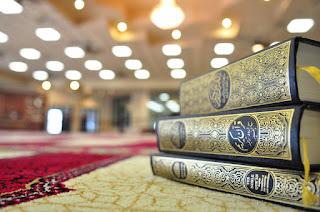 Cara Nabi Membaca Al Qur'an