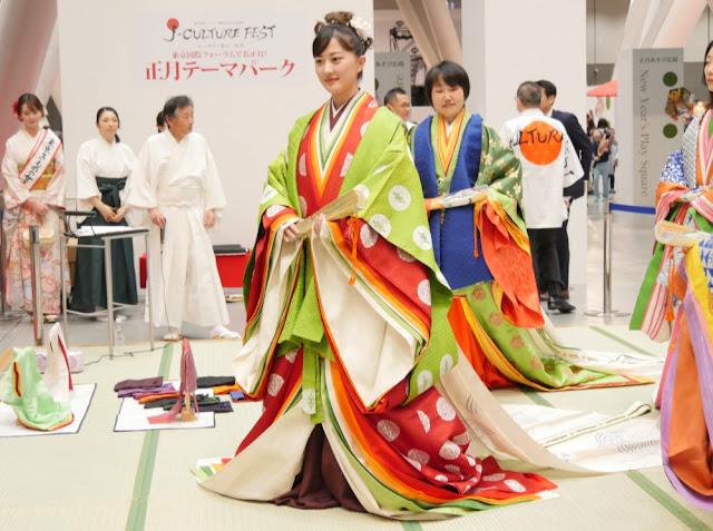 juunihitoe kimono