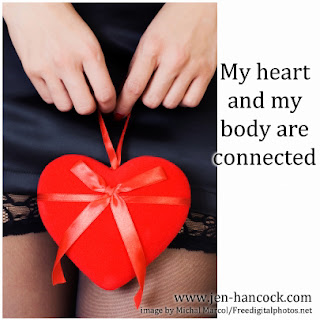 How to Love Me - my heart and my body are connected