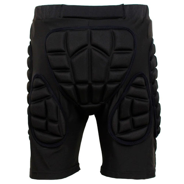 Total ImpactLightweight Padded Under Shorts