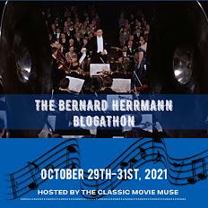 The Bernard Herrmann Blogathon!
