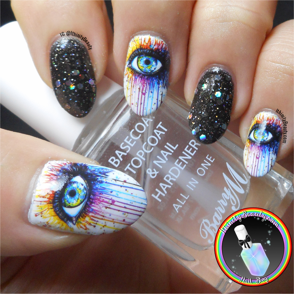 Eyes Gradient Water Decal Beautybigbang Review Ithinitybeauty