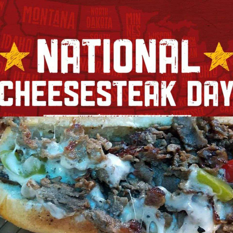 National Cheesesteak Day Wishes Beautiful Image