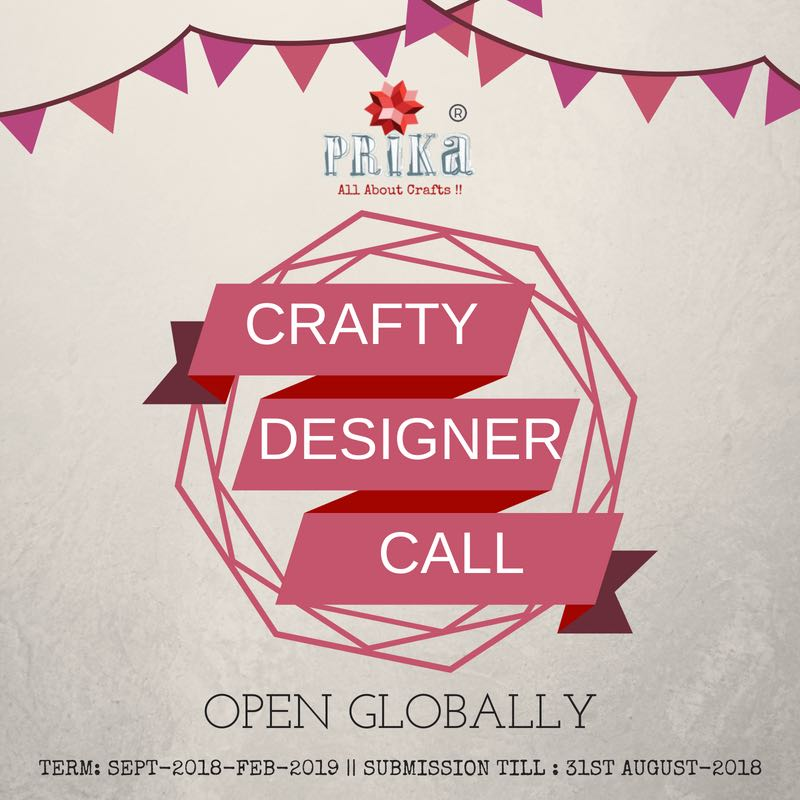 Crafty Designer Call