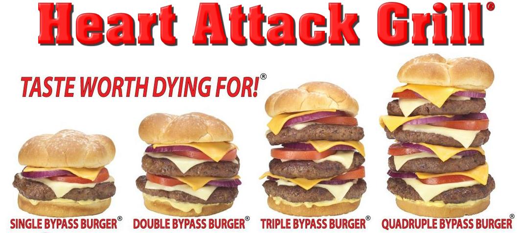 Heart Palpitations Fast Food