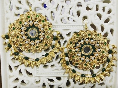 Top 10 Places to get Floral & Gota Jewellery for your Mehendi !