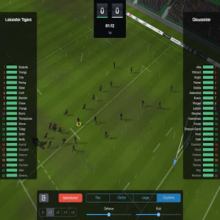 Pro Rugby Manager 2015 PC Game Free Download