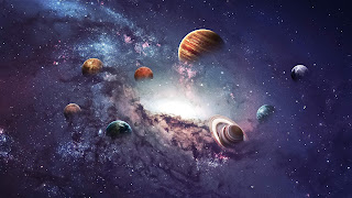 Planets between science and the Quran مفهوم الكواكب