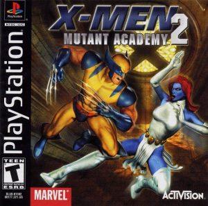 X-Men: Mutant Academy 2 (2001) PS1