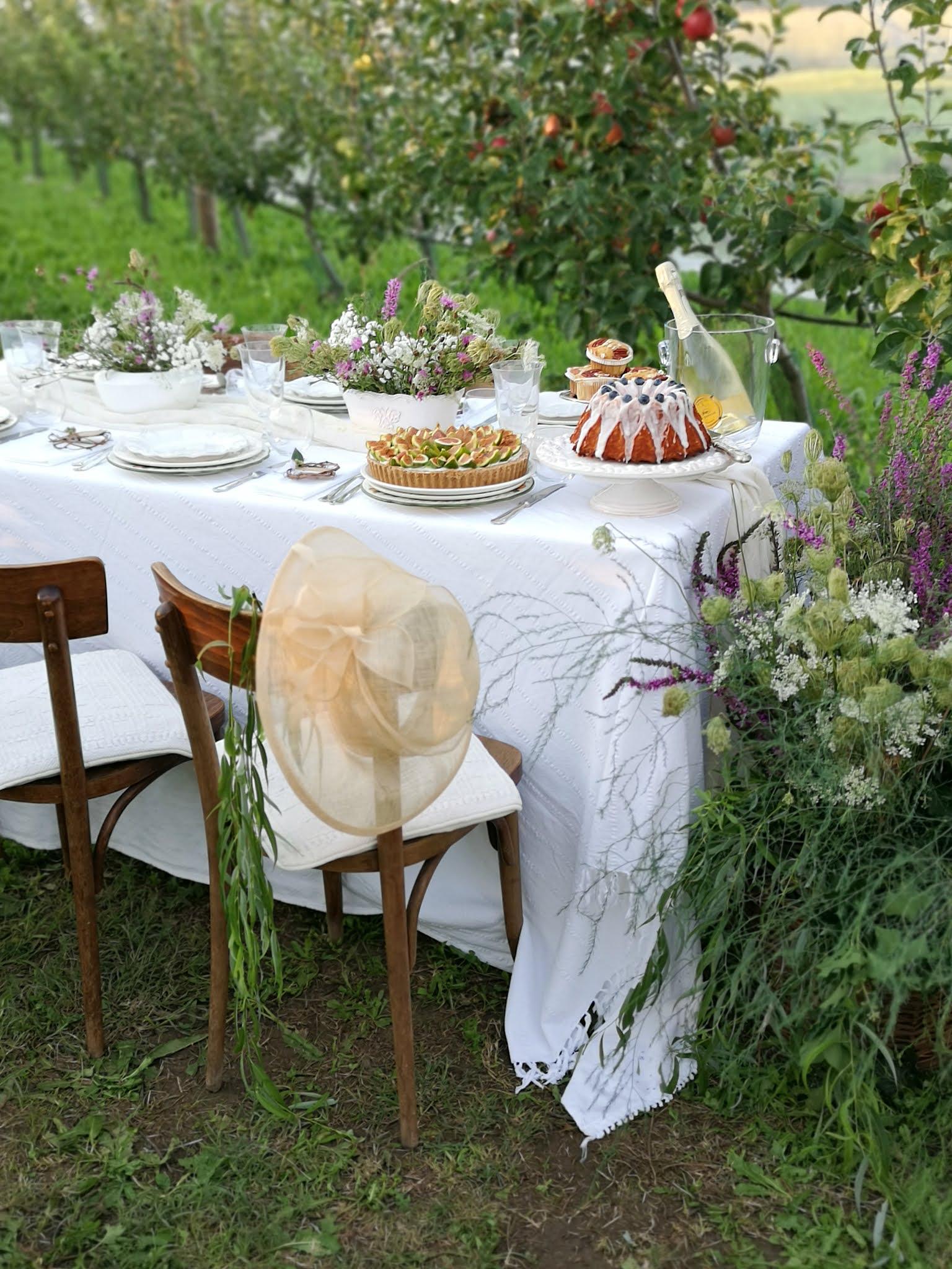 tavola per occasioni speciali