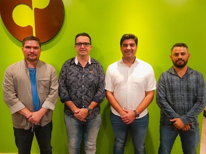 Ibimirim segue forte com a parceria entre o Vice- Prefeito Charles do Paulistão e o Futuro Deputado Kaio Maniçoba