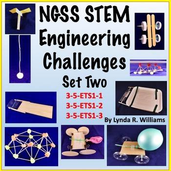 STEM Engineering Challenges Elementary