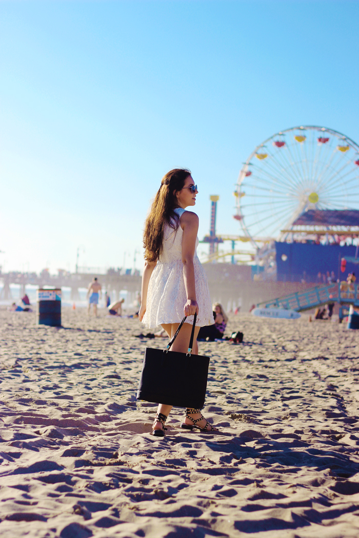 Aimerose Blog Santa Monica California