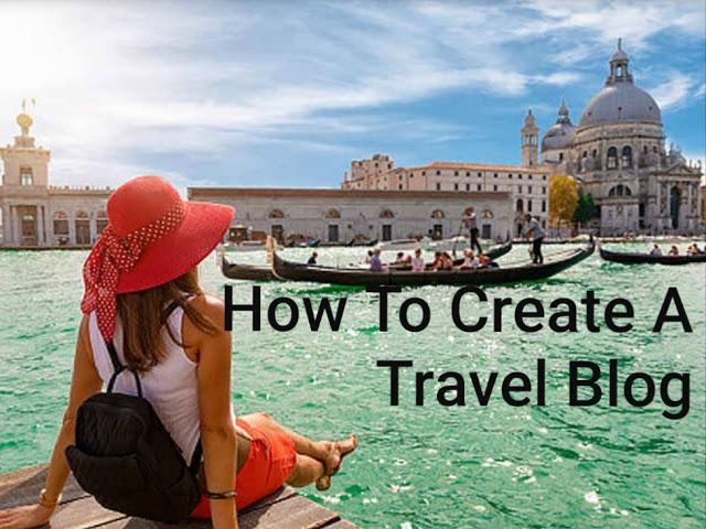Travel Blog Name