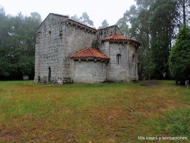 Iglesia de Breamo, Puentedeume, Galicia