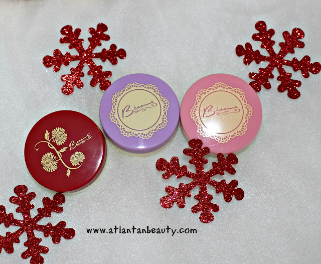 Besame Brightening Setting Powders