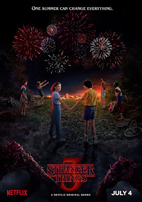 Stranger Things Season 3 Poster 1